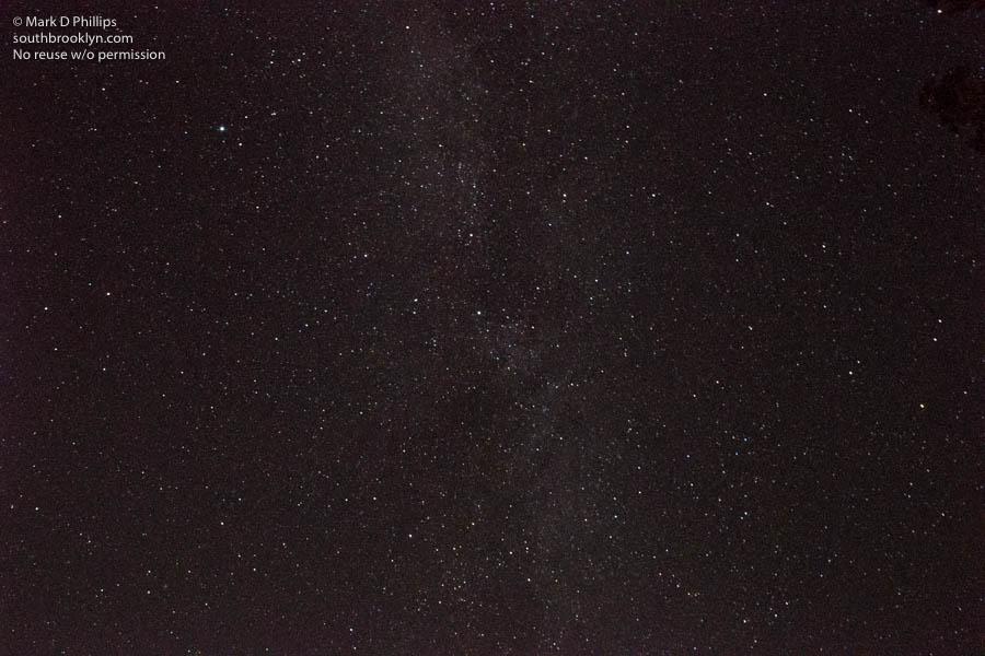Night Sky in Murphy, NC