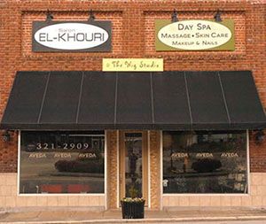 Salon EL-KHOURI is a family-owned business in Andrews, NC, located on the Path of Totality of the 2017 eclipse