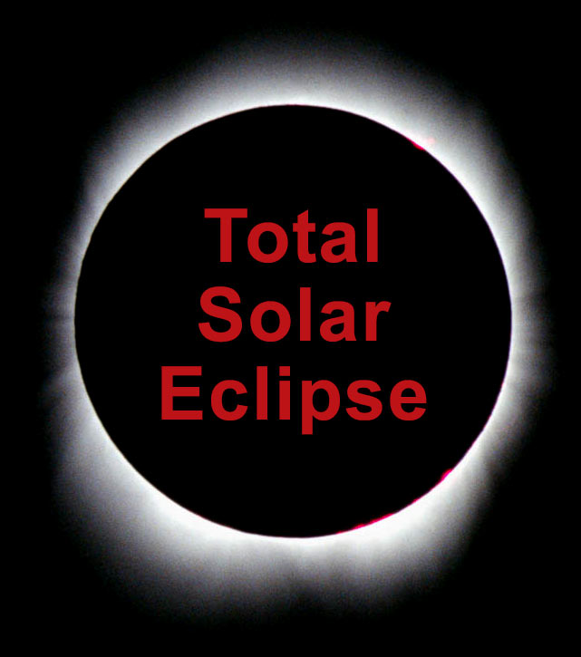 Total Solar Eclipse comes to the US on August 21, 2017. Photo by Mark D Phillips