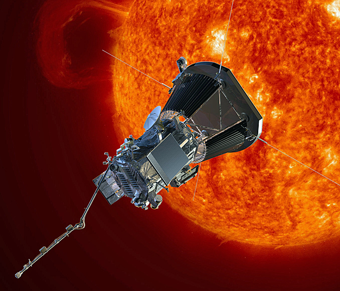 "NASA's Parker Solar Probe will be the first-ever mission to ""touch"" the Sun."