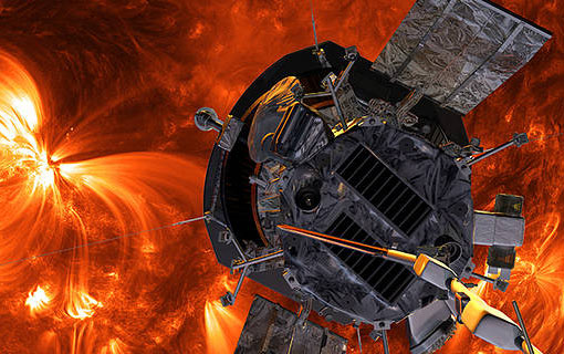 Parker Solar Probe Makes Close Solar Approach