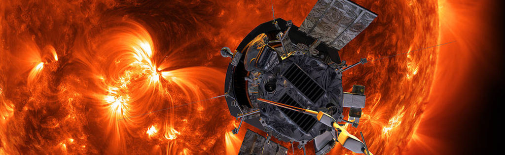 Parker Solar Probe is alive and well after skimming by the Sun