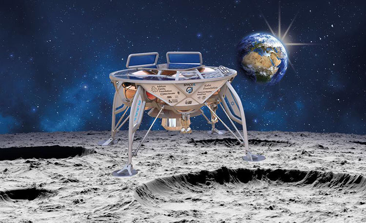 Beresheet on the Moon; SpaceIL brings Israel into the space race